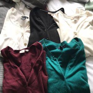 Sweaters - Cardigan lot